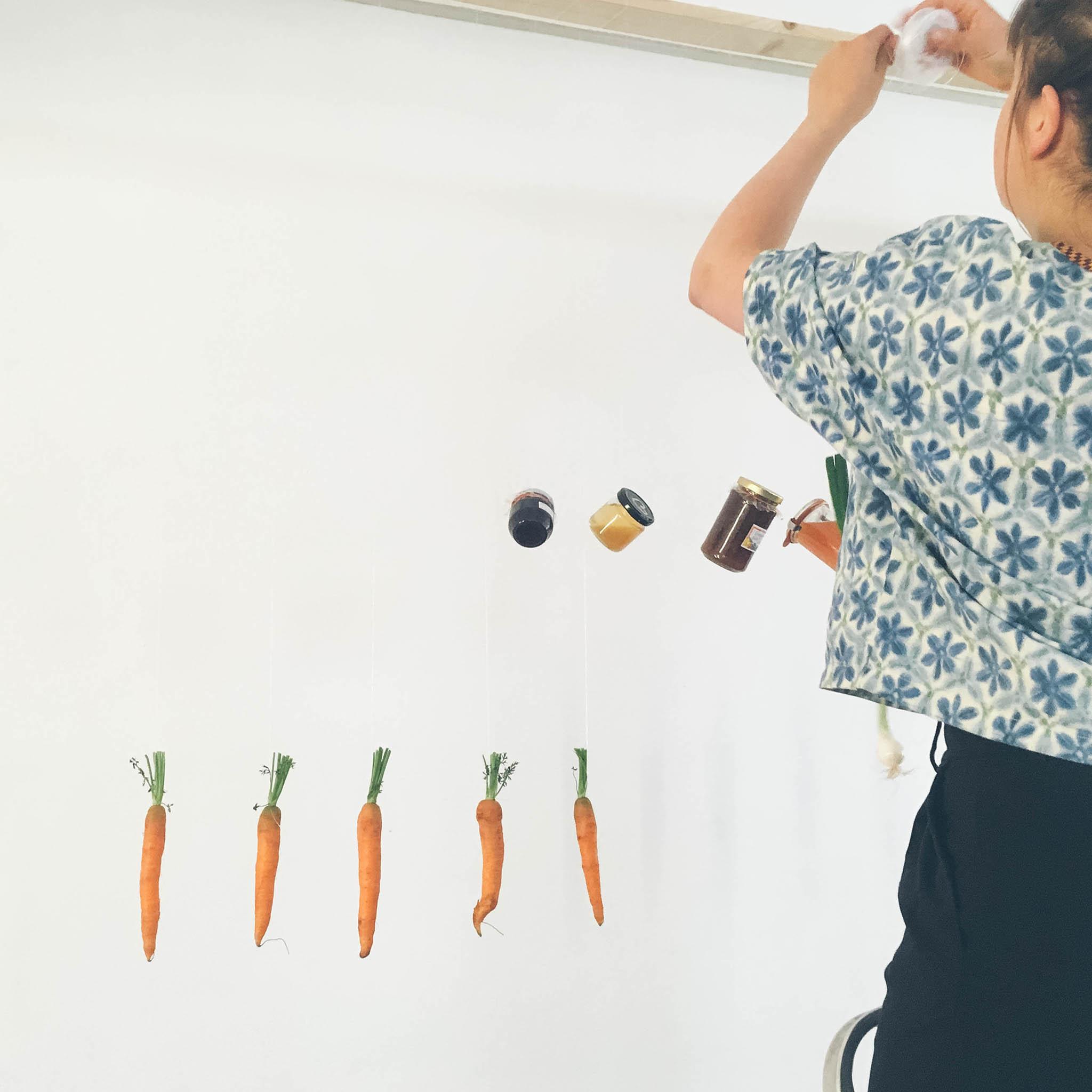 Karotten, Marmeladen & Leiter_IV