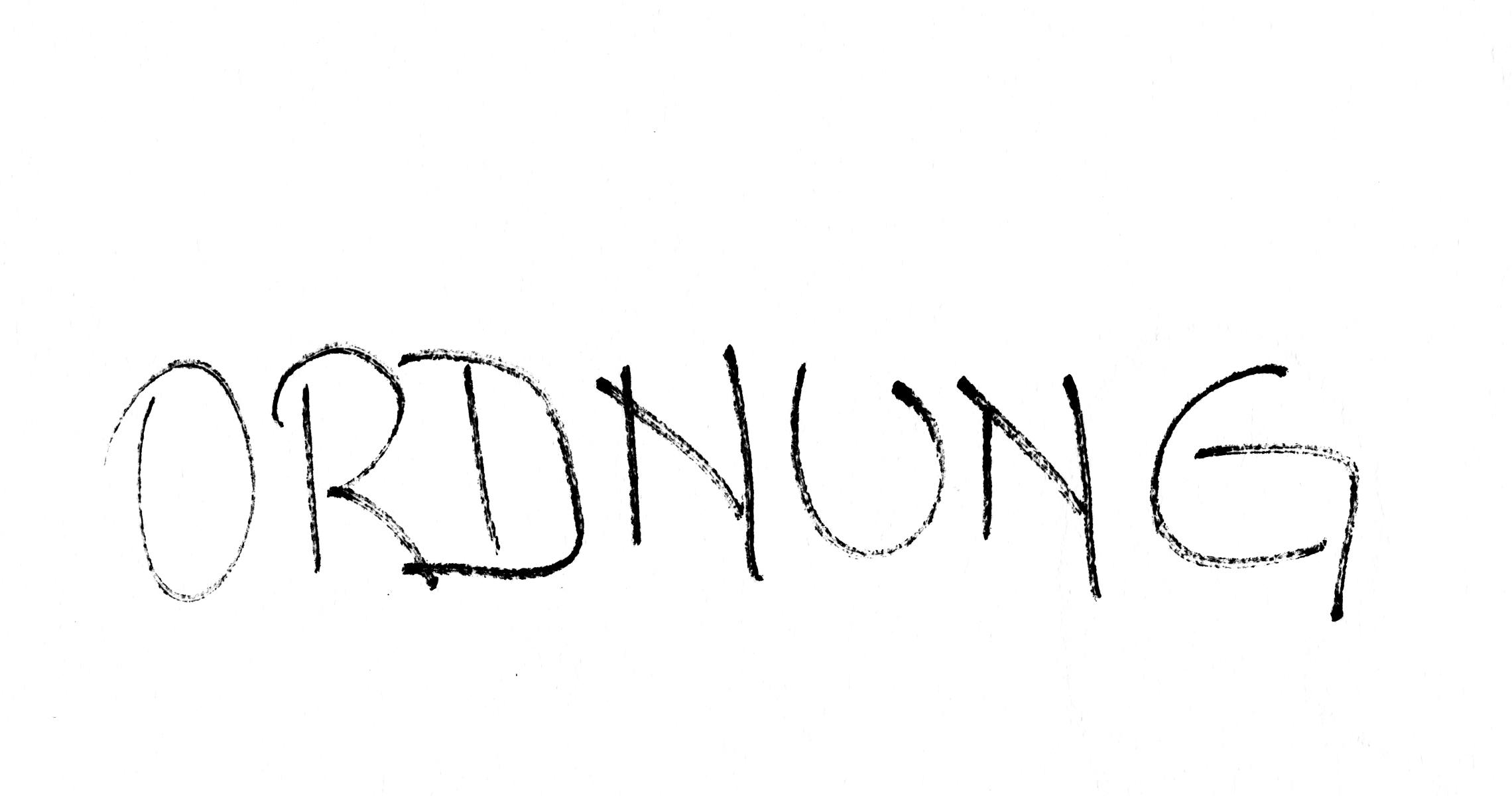 Schrift_Ordnung